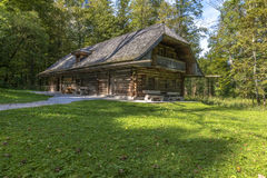 Cottage in Bavaria, Germany Stock Image