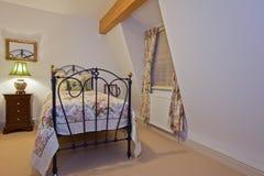 Cottage Bedroom Stock Image