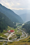 Cottage Capra-Transfagarasan Stock Images