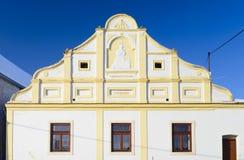 Cottage ceco tradizionale immagine stock libera da diritti