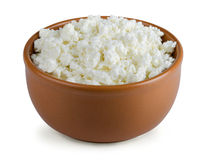 Cottage cheese Stock Image