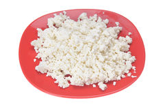 Cottage Cheese. Royalty Free Stock Photography