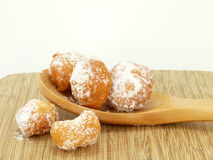 Cottage cheese balls Stock Photography