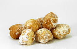 Cottage cheese balls Royalty Free Stock Photos