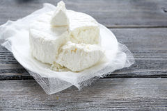 Cottage cheese Royalty Free Stock Image