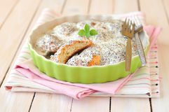 Cottage Cheese Fritters Stock Images