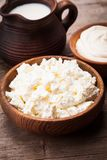 Cottage cheese Stock Photos