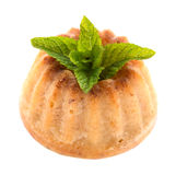 Cottage cheese muffins. Royalty Free Stock Photography