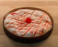 cottage cheese pie Stock Photos