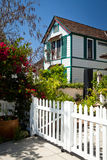 Cottage - Coronado, San Diego USA Stock Images