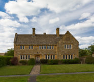 Cottage in Cotswolds, Broadway, UK. Cottage in Cotswolds, Broadway, United Kingdom Stock Images