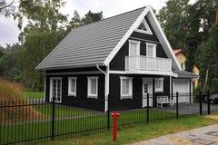 Cottage d'été Photographie stock libre de droits