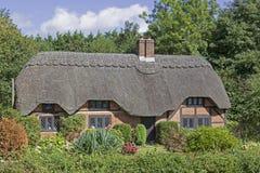 Cottage dans la nouvelle forêt 1 Photos libres de droits
