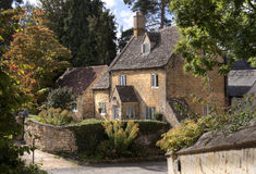 Cottage de Cotswold photos libres de droits
