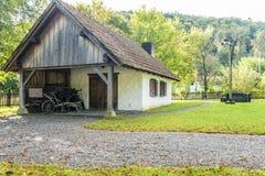 Cottage de forgeron Image stock