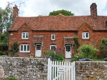Cottage de guilde, Lee, Buckinghamshire photographie stock libre de droits