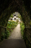 Cottage de Hathaway photo stock