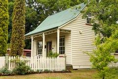 Cottage de pays Photo libre de droits