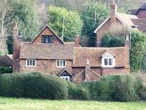 Cottage degli agenti in Chorleywood immagini stock libere da diritti