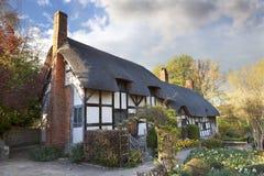 Cottage del Anne Hathaway fotografie stock