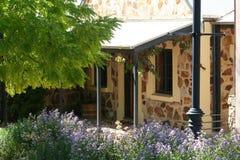 Cottage del fiore Immagini Stock