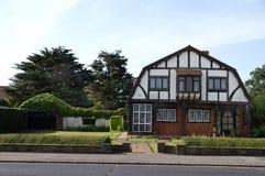 Cottage del mare Fotografia Stock