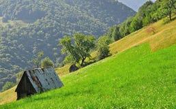 Cottage del pastore Fotografia Stock Libera da Diritti