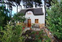 Cottage del Thatch Fotografie Stock