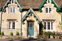 Cottage del Victorian Immagine Stock Libera da Diritti