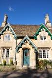 Cottage del Victorian Immagine Stock