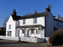 Cottage dell'aratro, strada di Latimer, Chenies fotografie stock