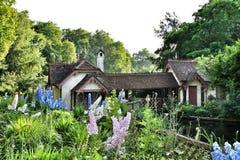 Cottage della Camera nel parco di St James Immagini Stock