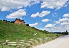 Cottage della campagna Immagine Stock