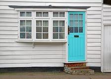 Cottage della città di provincia fotografie stock libere da diritti