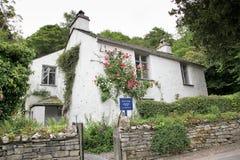 Cottage della colomba fotografie stock