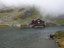 Cottage di Balea Fotografie Stock