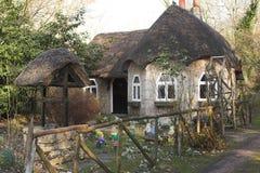 Cottage di favola Immagini Stock