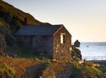 Cottage di Fishermans immagine stock