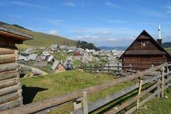 Cottage di ko del ¡ di ProkoÅ Immagine Stock
