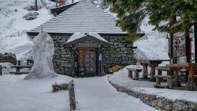 Cottage di Rainerova Fotografie Stock