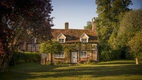 Cottage di Turville Immagine Stock