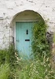 Cottage door, England Stock Photos
