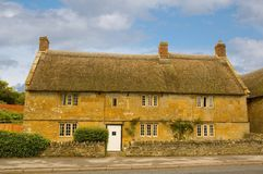 Cottage in dorset. Cottage in the village of Chideock in Dorset, England Royalty Free Stock Image