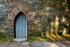 Cottage en pierre ruiné photos stock