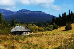 The cottage Royalty Free Stock Images