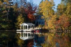 Cottage grazioso Fotografia Stock
