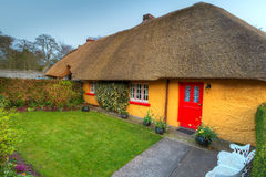 Cottage house in Adare Stock Image