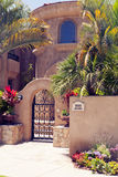 Cottage house - Coronado, San Diego USA Royalty Free Stock Photos