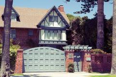 Cottage house - Coronado, San Diego USA Stock Photo