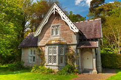 Cottage house in Killarney Royalty Free Stock Photos